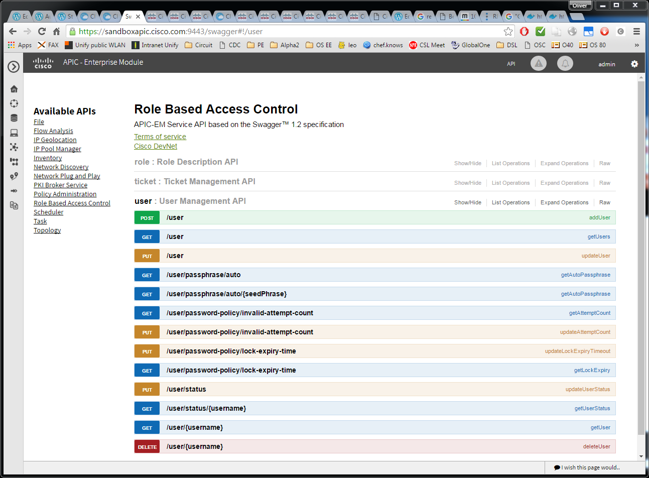 Automating Network Provisioning with Cisco APIC - Exploring the REST