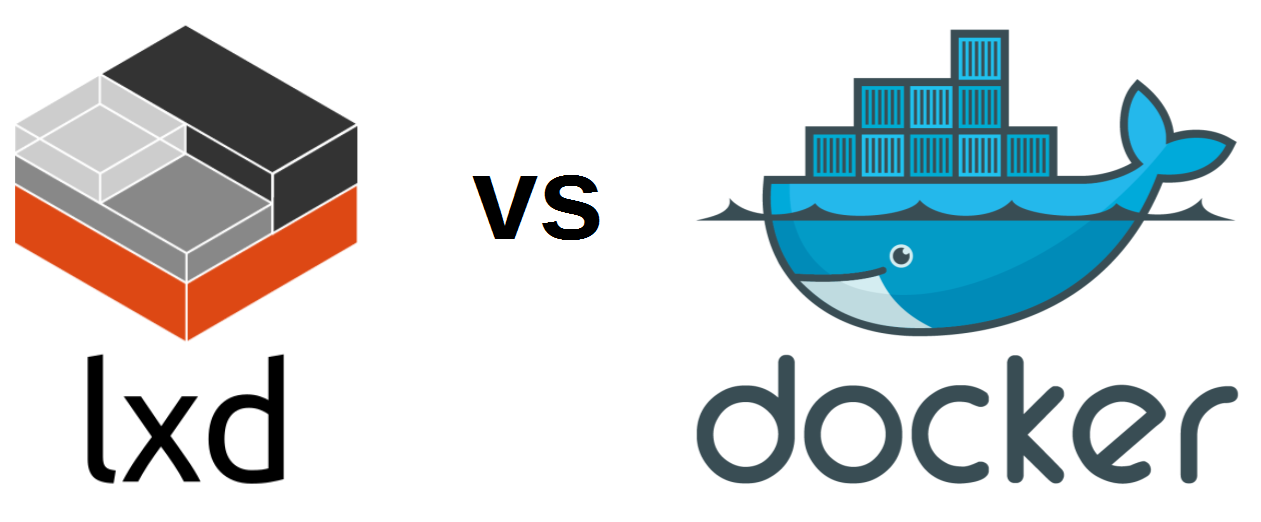 LXD vs Docker - or: getting started with LXD Containers -
