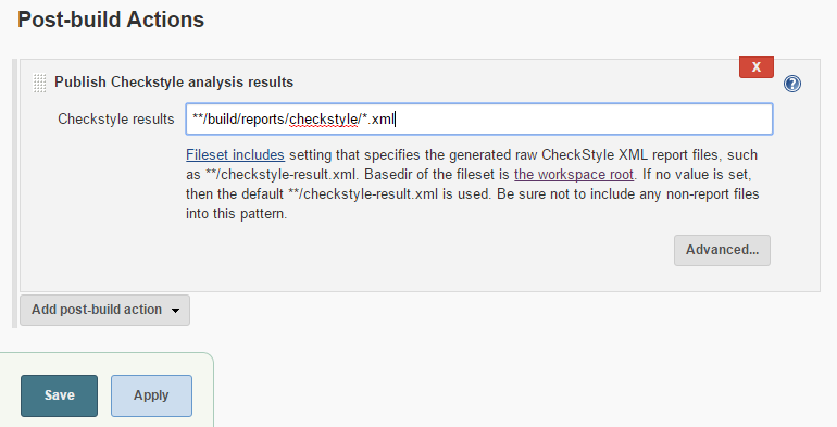 Jenkins Part 4 2: Code Quality Tests via Checkstyle -