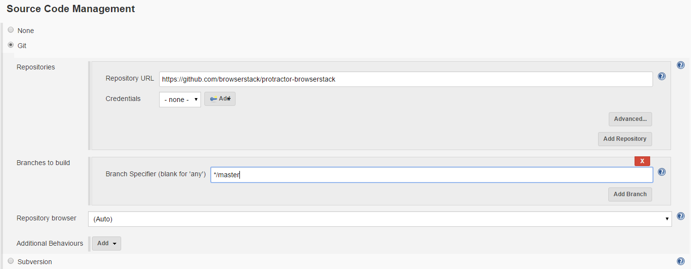 Jenkins (6): BrowserStack Integration - Automated Cross