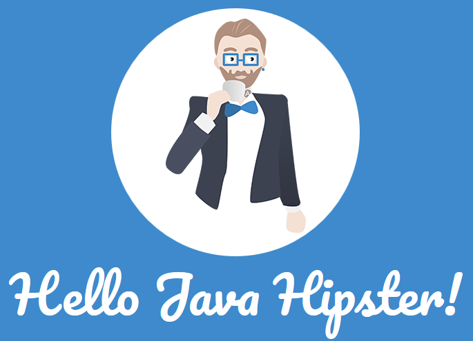 Hello Java Hipster: Angular 4 and Spring Boot -
