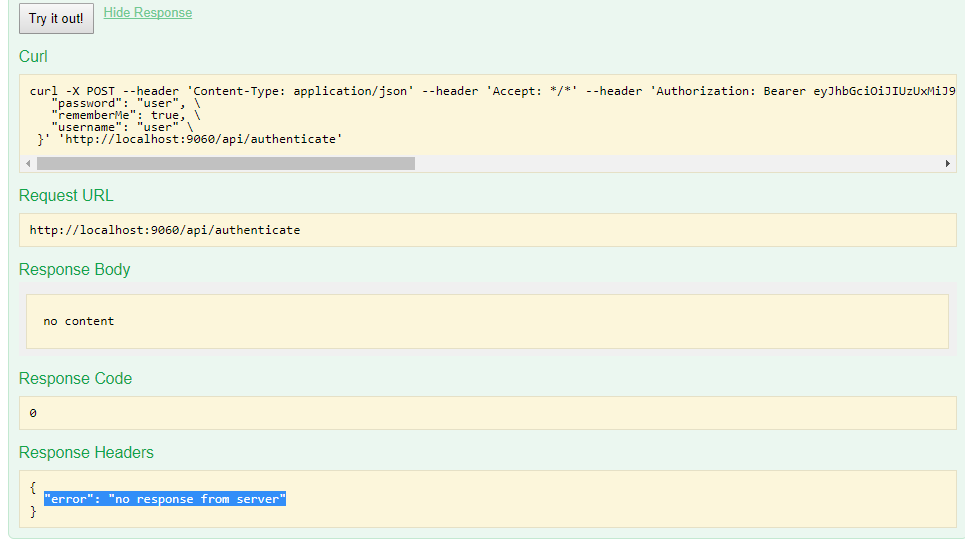 JHipster: Exploring and Improving the Spring Boot REST API -