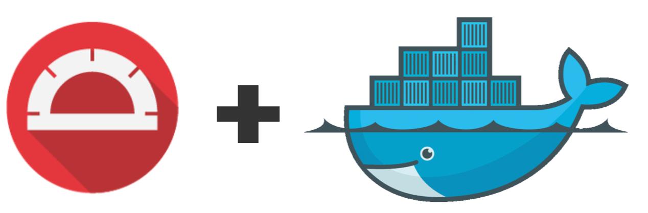 Protractor + Docker