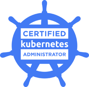 Logo Certified Kubernetes Administrator